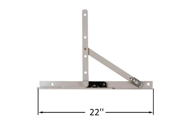 22 Inches 2 Bar Hinges