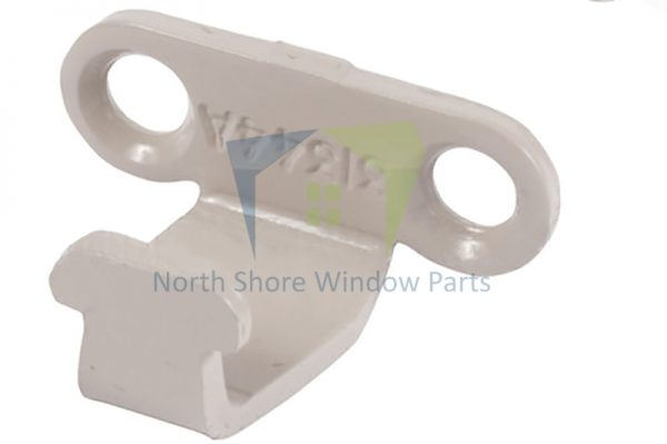 Casement Sash Lock Keeper (Truth Hardware 31344) 1