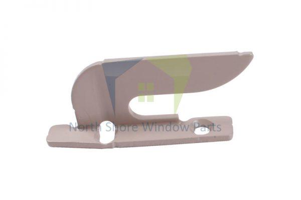 Steel Keeper (Left Hand) (Amesbury Truth Hardware) 1