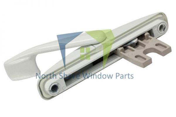 Tie Bar Lock (Short Fork) (Truth Hardware) 1