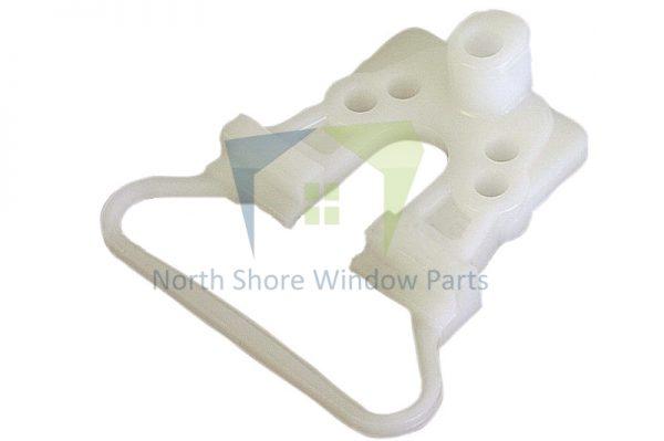 Sash Lock Replacement Plastic Piece (Truth Hardware 'Multigard' 40702)