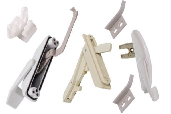 Multi-point Locks (Tie Bars) & Accessories